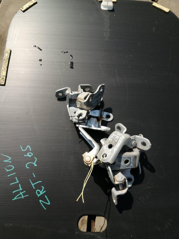 Петля двери Toyota Allion ZRT265 2ZR 2008 задняя правая (б/у)