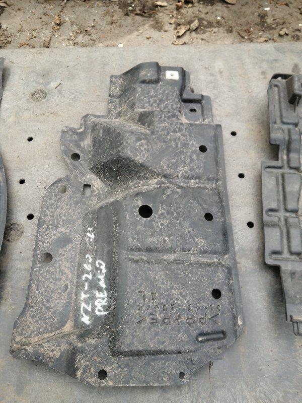 Защита двс Toyota Premio NZT260 передняя левая (б/у)