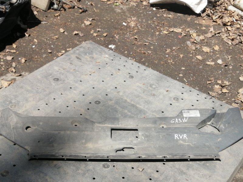 Защита замка капота Mitsubishi Rvr GA3W 4B10 (б/у)