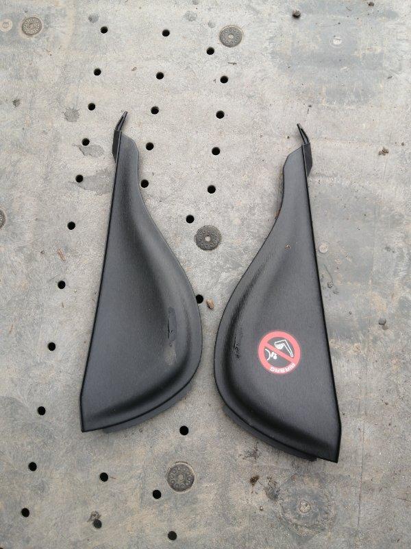 Пластик торпедо Toyota Prius ZVW30 (б/у)