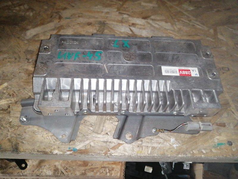 Блок управления рулевой колонкой Lexus Ls600H UVF45 2UR-FSE (б/у)