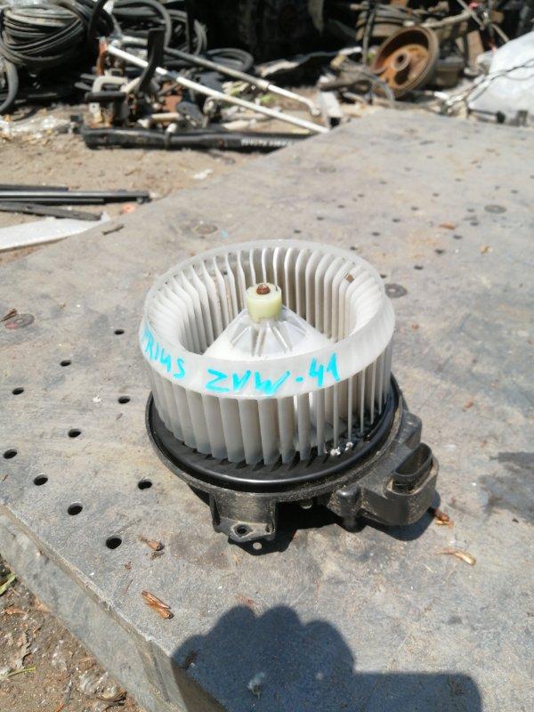 Мотор печки Toyota Prius Alpha ZVW41 2ZR (б/у)