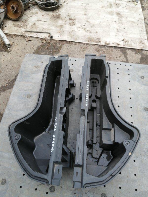 Ящик в багажник Nissan Murano TZ51 QR25 (б/у)