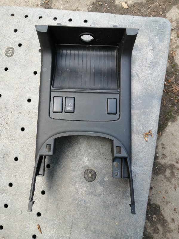 Центральная консоль Nissan Murano TZ51 QR25 (б/у)
