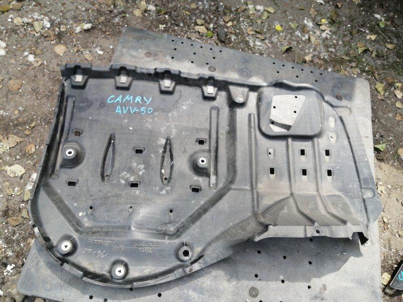 Защита Toyota Camry AVV50 2AR-2JM 2016 (б/у)