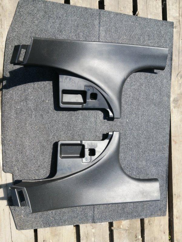 Пластик порога Honda Accord CR6 LFA-MF8 2013 передний (б/у)