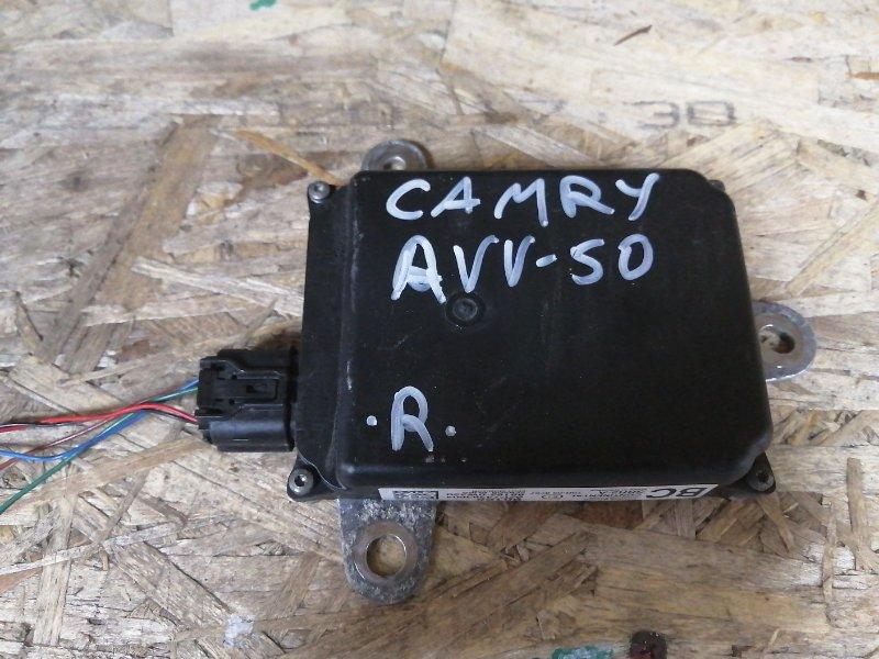 Датчик контроля слепых зон Toyota Camry AVV50 2AR-2JM 2016 (б/у)