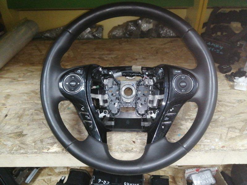 Руль Honda Accord CR6 LFA-MF8 2013 (б/у)