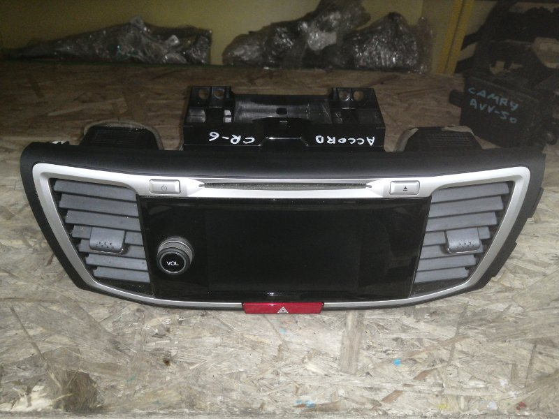 Магнитофон Honda Accord CR6 LFA-MF8 2013 (б/у)