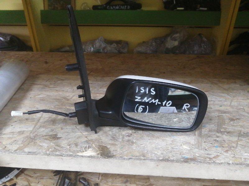 Уши Toyota Isis ZNM10 правые (б/у)