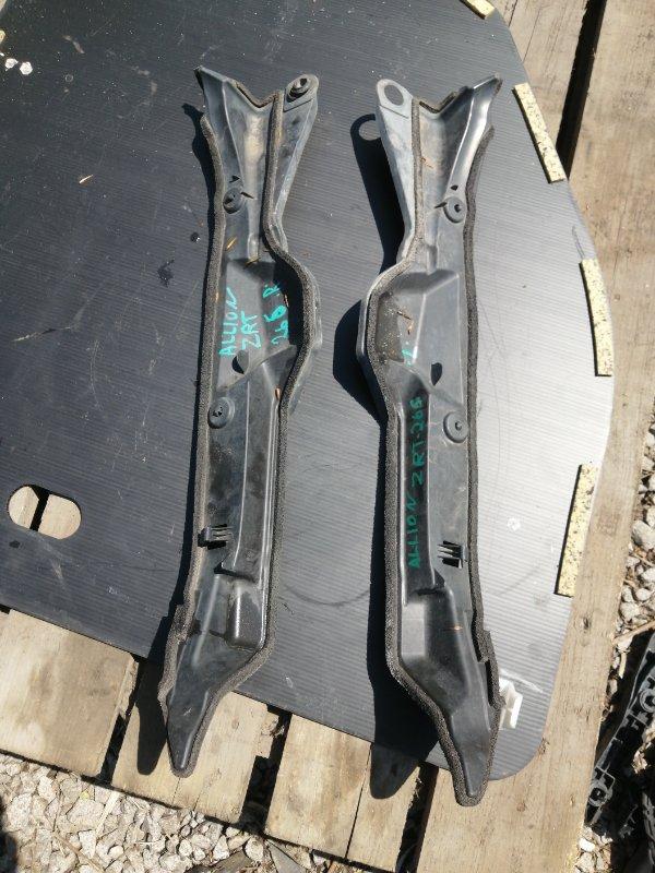 Защита крыла Toyota Allion ZRT265 2ZR 2008 передняя правая (б/у)