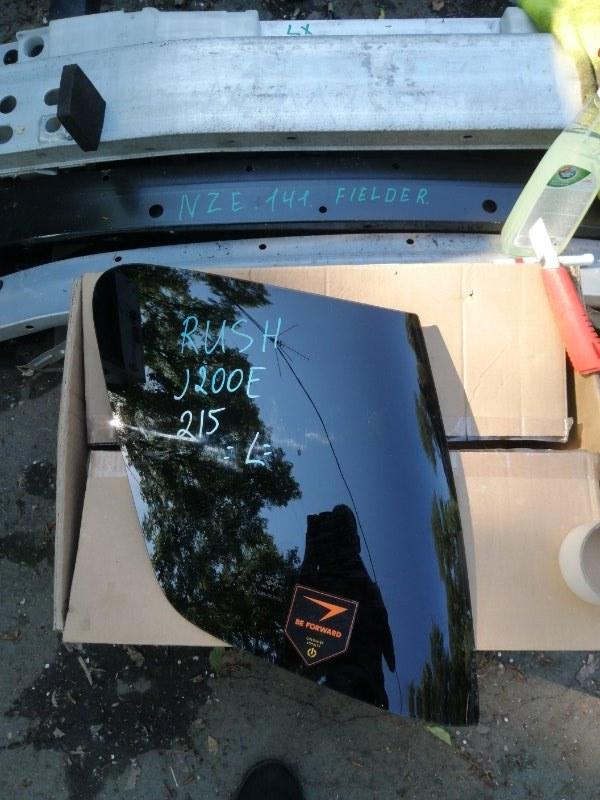 Стекло собачника Toyota Rush J210E левое (б/у)