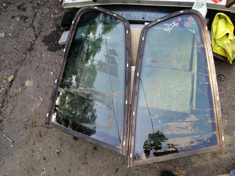Стекло собачника Volkswagen Passat 3CZE левое (б/у)