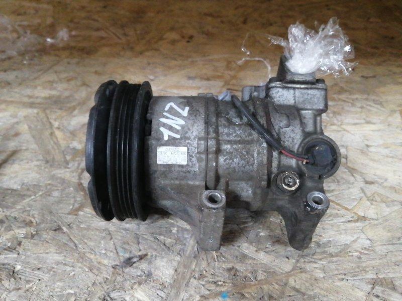 Компрессор кондиционера Toyota Ist NCP60 (б/у)