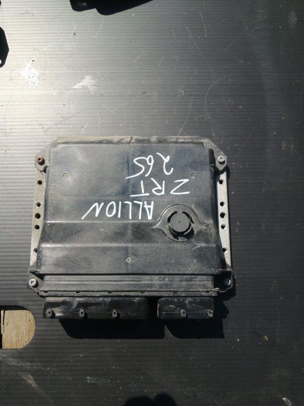 Блок управления efi Toyota Allion ZRT265 2ZR 2008 (б/у)