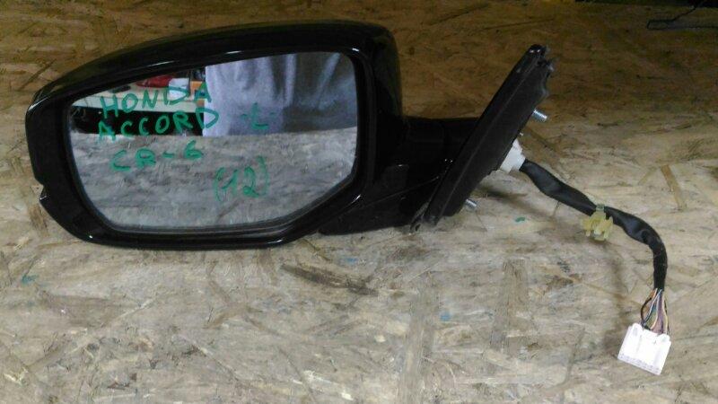 Уши Honda Accord CR6 LFA-MF8 2013 левые (б/у)