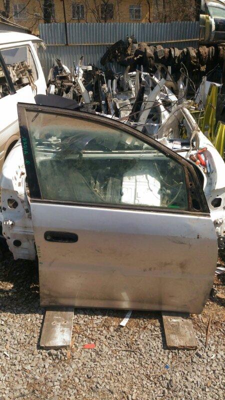 Дверь Toyota Nadia SXN10 передняя правая (б/у)