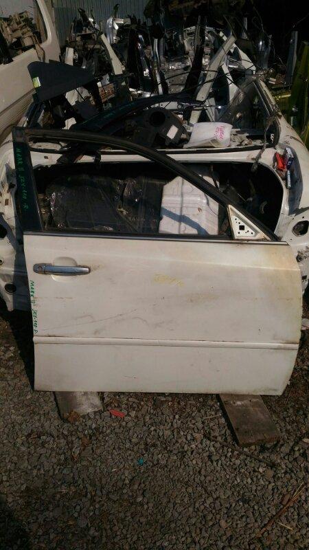 Дверь Toyota Mark Ii JZX110 передняя правая (б/у)