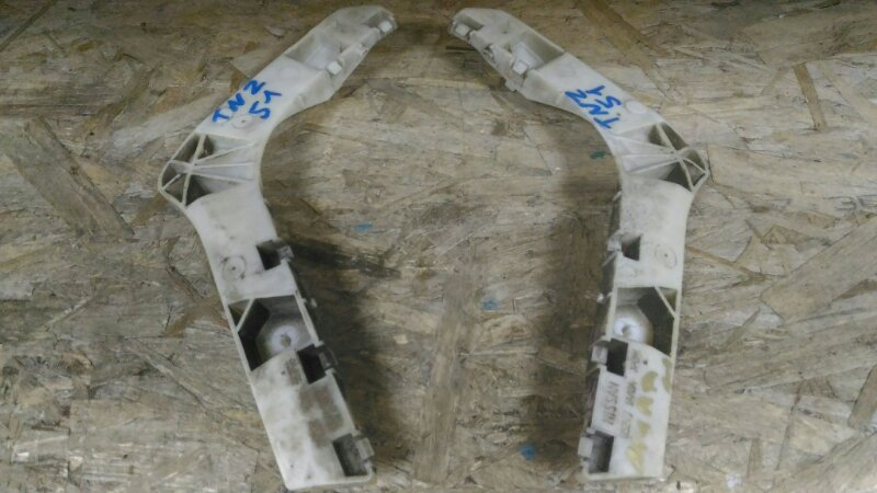 Крепление бампера Nissan Murano TZ51 QR25 заднее левое (б/у)