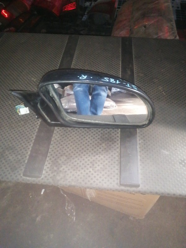 Молдинг 5-ой двери Toyota Carina Ed ST185 (б/у)