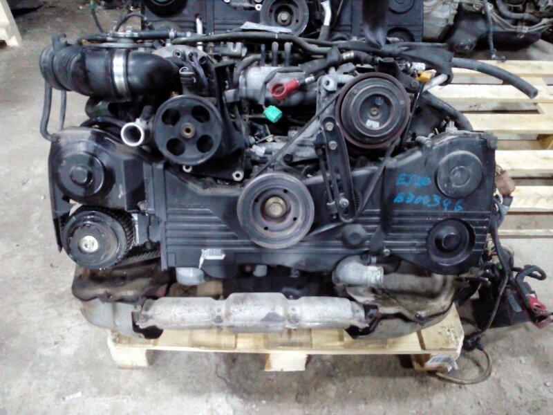 субару легаси б4 двигатель фото