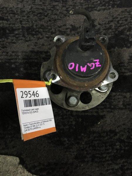 Ступичный узел Toyota Isis ZGM10 задний