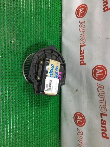 Мотор печки Nissan Terrano R50