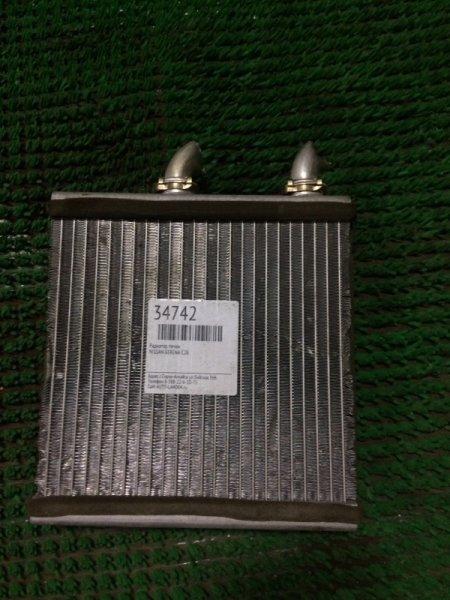Радиатор печки Nissan Serena С25