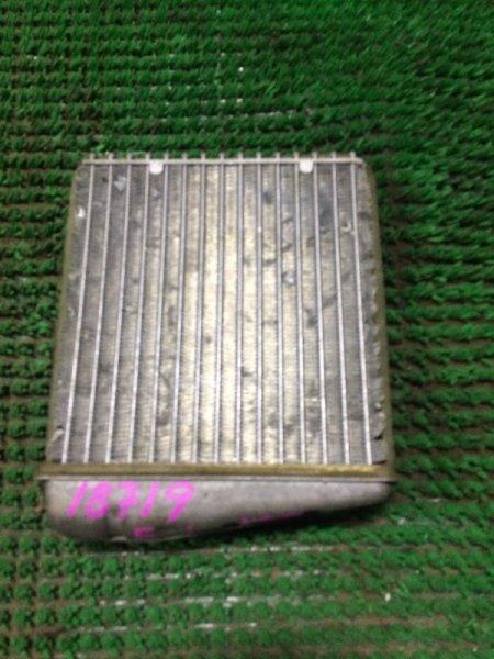 Радиатор печки Nissan Note E11