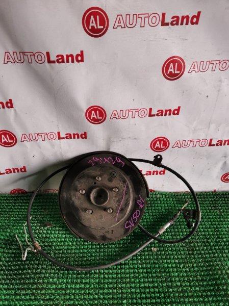 Ступица Toyota Vista Ardeo SV50 задняя левая