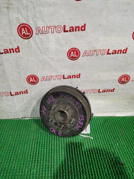 Ступица Nissan Lafesta B30 задняя правая
