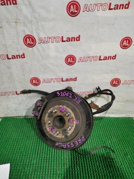 Ступица Nissan Presage U31 задняя правая
