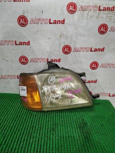 Фара Honda Stepwagon RF2 передняя правая