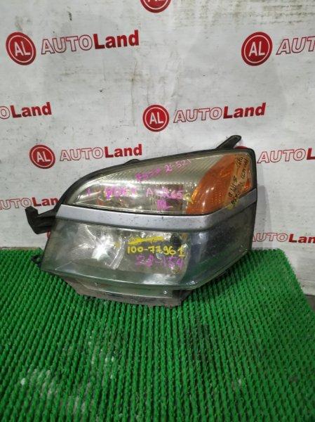 Фара Toyota Voxy AZR60 передняя левая