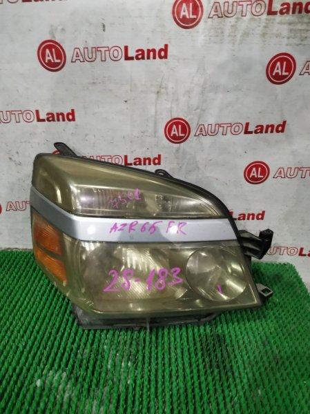 Фара Toyota Voxy AZR65 передняя правая