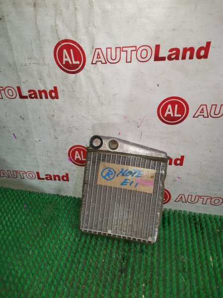 Радиатор печки Nissan Tiida E11