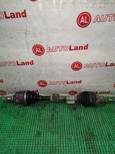 Привод Nissan Lafesta B30 передний левый