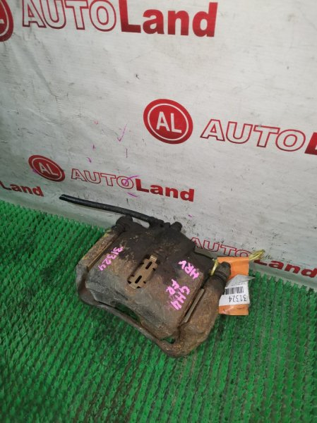 Суппорт тормозной Honda Hrv GH4 передний правый