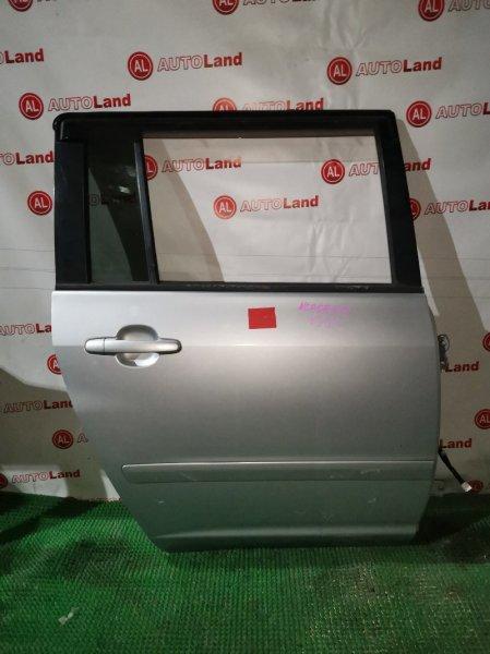 Дверь Toyota Succeed NCP58 задняя правая