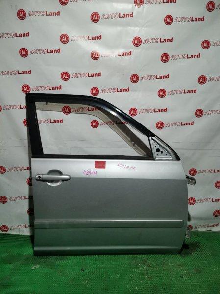 Дверь Toyota Succed NCP58 передняя правая