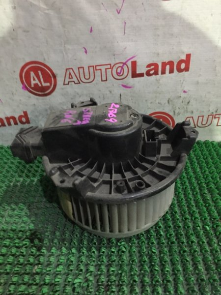 Мотор печки Honda Stream RN6