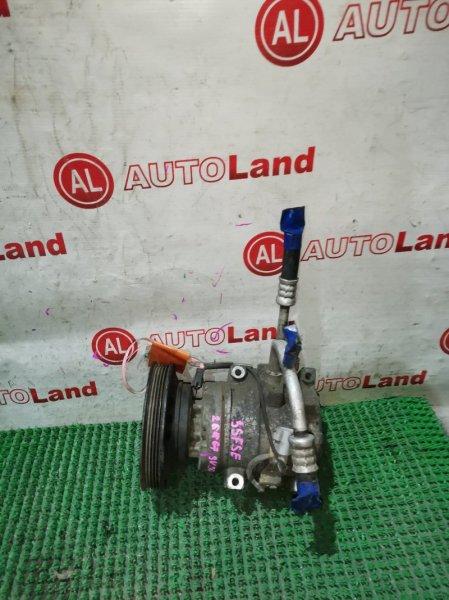 Компрессор кондиционера Toyota Vista Ardeo SV50 3S-FSE