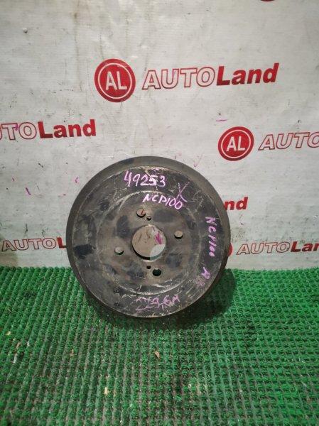 Тормозной барабан Toyota Ractis NCP100 задний
