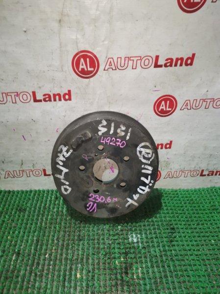 Тормозной барабан Toyota Isis ANM10 задний