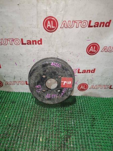Тормозной барабан Toyota Corolla Spacio AE111 задний