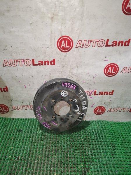 Тормозной барабан Nissan Tiida C11 задний