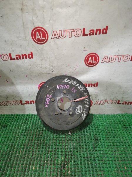 Тормозной барабан Toyota Will Vs NZE127 задний