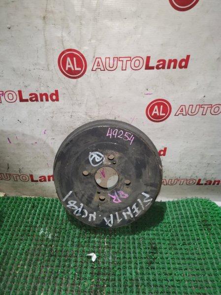 Тормозной барабан Toyota Sienta NCP81 задний