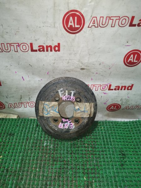 Тормозной барабан Honda Fit GD1 задний
