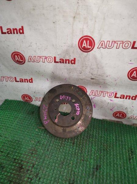 Диск тормозной Toyota Vitz SCP10 передний